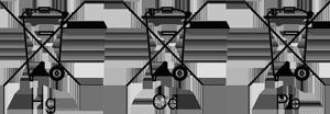 Muelltonnensymbole