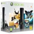 XBox 360 Elite 120 GB (HDMI) / Batman + Pur inkl. Firmware Flash